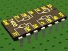 7400 Quad NAND Gate